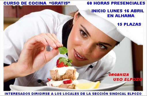 Cursos y formaci n uso el pozo for Curso de cocina pdf